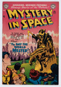 Golden Age (1938-1955):Science Fiction, Mystery in Space #6 (DC, 1952) Condition: FN....