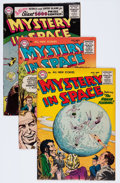 Golden Age (1938-1955):Science Fiction, Mystery in Space Group (DC, 1955-58) Condition: Average VG+.... (Total: 6 Comic Books)
