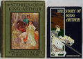 Books:Children's Books, [King Arthur]. Group of Two Books of Arthurian Legends. Various, 1902-ca. 1941. Both illustrated, one with color plates. Goo... (Total: 2 Items)