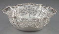 Silver Holloware, American:Bowls, A GORHAM SILVER RETICULATED BOWL. Gorham Manufacturing Co.,Providence, Rhode Island, circa 1910. Marks: (lion-anchor-G),...