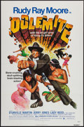 "Movie Posters:Blaxploitation, Dolemite (Dimension, 1975). One Sheet (27"" X 41""). Blaxploitation....."