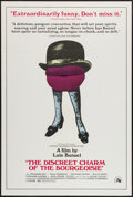 "Movie Posters:Comedy, The Discreet Charm of the Bourgeoisie (20th Century Fox, 1972). OneSheet (27"" X 41""). Comedy.. ..."