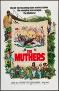 "Movie Posters:Action, The Muthers (Dimension, 1976). One Sheet (27"" X 41""). Action.. ..."