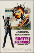 "Movie Posters:Blaxploitation, Shaft's Big Score! (MGM, 1972). One Sheet (27"" X 41"").Blaxploitation.. ..."