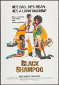"Movie Posters:Blaxploitation, Black Shampoo (Dimension, 1976). One Sheet (25"" X 36"").Blaxploitation.. ..."