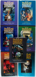 Books:Science Fiction & Fantasy, Ray Bradbury. SIGNED/LIMITED. The Ray Bradbury Chronicles.Vol. 1-7. NBM, 1992-1993. Vol. 1-6 are signed by Br... (Total: 7Items)
