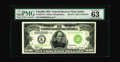 Small Size:Federal Reserve Notes, Fr. 2231-K $10000 1934 Federal Reserve Note. PMG Choice Uncirculated 63.. This glorious example becomes the ninth $10000 not...