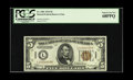 Small Size:World War II Emergency Notes, Fr. 2301 $5 1934 Mule Hawaii Federal Reserve Note. PCGS Superb Gem New 68PPQ.. Without question one of the finest notes of t...