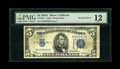 Error Notes:Inverted Reverses, Fr. 1651 $5 1934A Silver Certificate. PMG Fine 12.. Flat out rareas an invert, that would make an interesting companion to ...