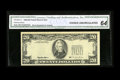 Error Notes:Third Printing on Reverse, Fr. 2081-D $20 1995 Federal Reserve Note. CGA Choice Uncirculated 64.. This is another pleasing example of this popular erro...