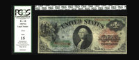 Fr. 18 $1 1869 Legal Tender Mismatched Serial Numbers PCGS Fine 15. An incredible new discovery bringing the total of la...