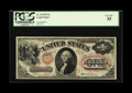 Large Size:Legal Tender Notes, Fr. 25 $1 1875 Legal Tender PCGS Very Fine 35. This note surfacedin our 2006 FUN Signature Auction and increased the paltry...