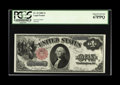 Large Size:Legal Tender Notes, Fr. 35 $1 1880 Legal Tender PCGS Superb Gem New 67PPQ. The firsttime we offered this note for sale, it was not in a third p...