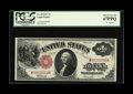 Large Size:Legal Tender Notes, Fr. 38 $1 1917 Legal Tender PCGS Superb Gem New 67PPQ. One of themost fabled collections of US Currency was that of Albert ...