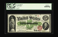 "Fr. 61a $5 1862 Legal Tender PCGS Gem New 65PPQ. Just about a year ago, we sold this note; where it was cataloged, ""..."