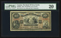 Canadian Currency: , Halifax, NS - The Bank of Nova Scotia $10 Jan. 2, 1935 Ch. #550-36-04. ...