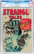 Silver Age (1956-1969):Adventure, Strange Tales #80 (Marvel, 1961) CGC FN+ 6.5 Off-white to white pages....