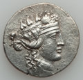 Ancients:Greek, Ancients: THRACIAN ISLANDS. Thasos. Ca. 168/7-90/80 BC. ARtetradrachm (16.90 gm)....