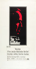 "Movie Posters:Crime, The Godfather (Paramount, 1972). British Three Sheet (39.5"" X78"").. ..."