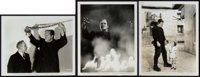 """The Ghost of Frankenstein (Universal, 1942). Publicity Photos (3) (8"""" X 10""""). ... (Total: 3 Items)"""