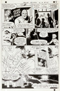 Original Comic Art:Panel Pages, Bruno Premiani The Doom Patrol #118 Page 7 and 8 OriginalArt (DC, 1968).... (Total: 2 Items)