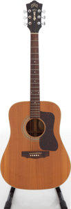 Musical Instruments:Acoustic Guitars, 1974 Guild D-40 Natural Acoustic Guitar, Serial # 107920. . ...