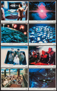 "Star Trek: The Motion Picture (Paramount, 1979). Mini Lobby Card Set of 8 (11"" X 14""). Science Fiction. ... (T..."