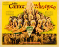 "Movie Posters:Musical, Whoopee! (United Artists, 1930). Half Sheet (22"" X 28"").. ..."