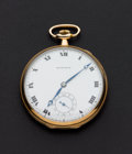 Timepieces:Pocket (post 1900), Howard 17 Jewel 12 Size. ...