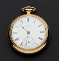 Timepieces:Pocket (pre 1900) , Waltham 18 Size P.S. Bartlett. ...