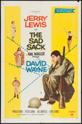 "Movie Posters:Comedy, The Sad Sack (Paramount, 1958). One Sheet (27"" X 41""). Comedy.. ..."