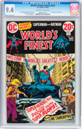 Bronze Age (1970-1979):Miscellaneous, DC Bronze Age CGC-Graded Group (DC, 1973-79) Condition: CGC NM9.4.... (Total: 2 Comic Books)