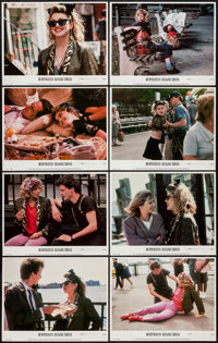 """Desperately Seeking Susan (Orion, 1985). Lobby Card Set of 8 (11"""" X 14""""). Comedy. ... (Total: 8 Items)"""
