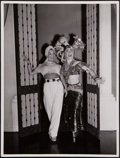 """Movie Posters:Musical, Carmen Miranda & Mickey Rooney in Babes on Broadway (MGM, 1941). Publicity Photo (10"""" X 13"""").. ..."""