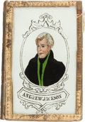 Political:3D & Other Display (pre-1896), Andrew Jackson: Colorful Patch Box....