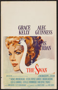 "Movie Posters:Romance, The Swan (MGM, 1956). Window Card (14"" X 22""). Romance.. ..."