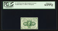 Fractional Currency:First Issue, Fr. 1242 10¢ First Issue PCGS Choice New 63PPQ.. ...