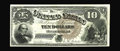 Large Size:Legal Tender Notes, Fr. 109 $10 1880 Legal Tender Very Fine-Extremely Fine. One of theclassic rarities of the U.S. paper money field. Only two ...