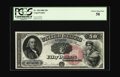 Large Size:Legal Tender Notes, Fr. 158 $50 1880 Legal Tender PCGS Choice About New 58. Less then ten examples of Fr.158 are known to exist, but unlike the ...