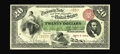Large Size:Interest Bearing Notes, Fr. 197 $20 1863 Interest Bearing Note Very Fine-Extremely Fine. One of only nine known examples reported and a piece which ...
