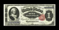 Large Size:Silver Certificates, Fr. 223 $1 1891 Silver Certificate Choice About New. The originality of the paper is evident as all the right paper waves ar...