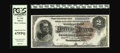 Large Size:Silver Certificates, Fr. 244 $2 1886 Silver Certificate PCGS Superb Gem New 67PPQ. Abeautiful Hancock Deuce with blue serial numbers and a deep ...