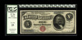 Large Size:Silver Certificates, Fr. 260 $5 1886 Silver Certificate PCGS Very Fine 25. A solid example of this always popular design type with the smaller se...