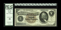 Large Size:Silver Certificates, Fr. 263 $5 1886 Silver Certificate PCGS Extremely Fine 40. One has to hunt to find the folds on this popular Silver Dollar B...