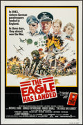 "Movie Posters:War, The Eagle Has Landed (Columbia, 1977). One Sheet (27"" X 41""). War....."