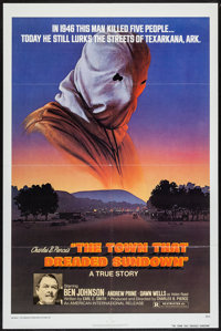 """The Town That Dreaded Sundown & Other Lot (American International, 1977). One Sheets (2) (27"""" X 41"""")..."""