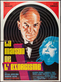 "Movie Posters:Horror, Lisa and the Devil (UGC, 1974). French Grande (46.5"" X 63""). Horror.. ..."