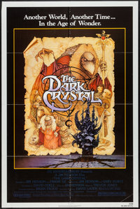 "The Dark Crystal (Universal, 1982). One Sheet (27"" X 41""). Fantasy"