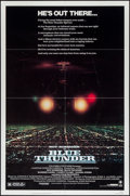 "Movie Posters:Action, Blue Thunder (Columbia, 1983). One Sheet (27"" X 41""). Action.. ..."