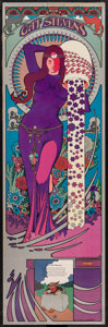 """Movie Posters:Rock and Roll, Cat Stevens (Tower Records, 1971). Poster (12.5"""" X 39.5""""). Rock andRoll.. ..."""